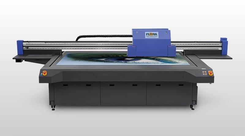 Led UV printing / Flora XTRA 3220