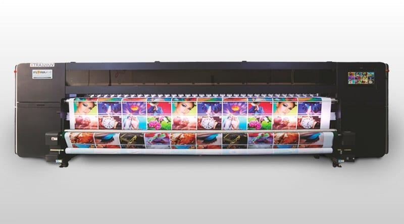 UV Led printing / Flora XTRA 320