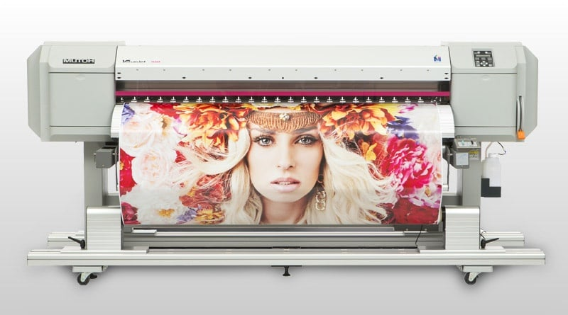 Ecosolvent printing / Mutoh 1624