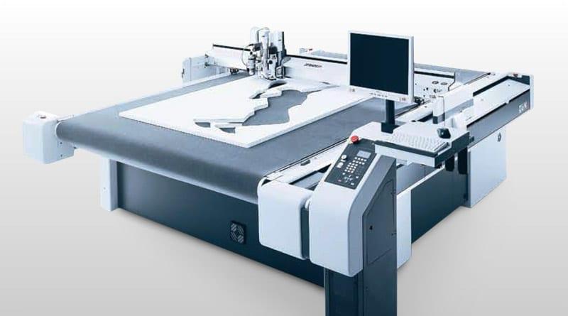 Digital cutting and milling / ZUND G3