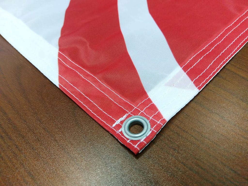 Polyester Banner 115g