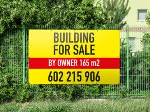 for sale for rent banner