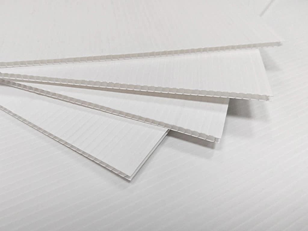 Polypropylene Fluted 3 mm